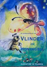 De levensverhalen van vlinder en honingbij