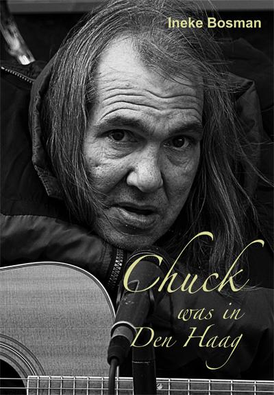 Chuck was in Den Haag
